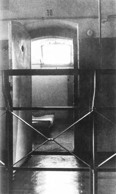 Bonhoeffers Gefängniszelle