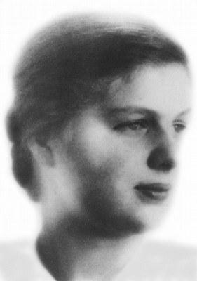 Bonhoeffers Verlobte Maria von Wedemeyer 1942